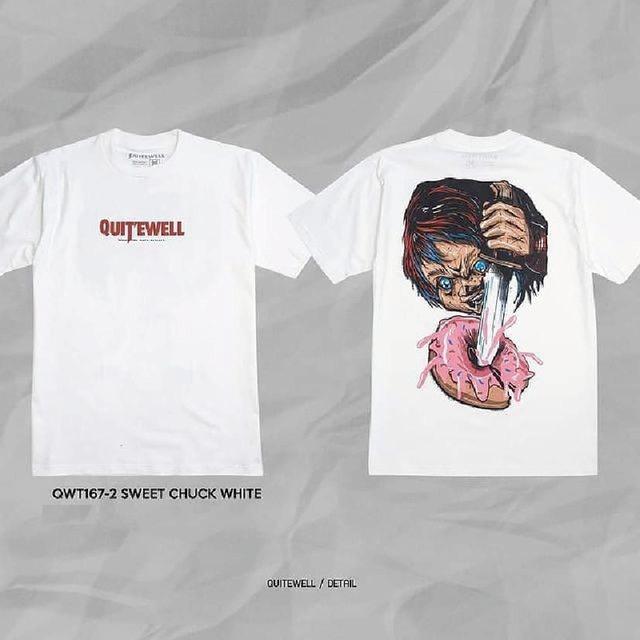 【QUITEWELL】チャッキーTシャツ