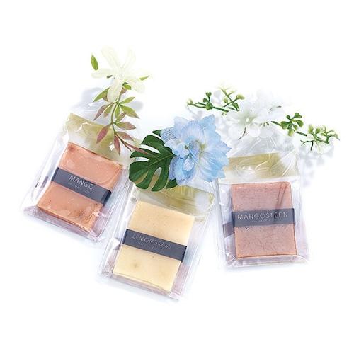 ソープ&セント[フルーツ・ハーブ石鹸](単品)
