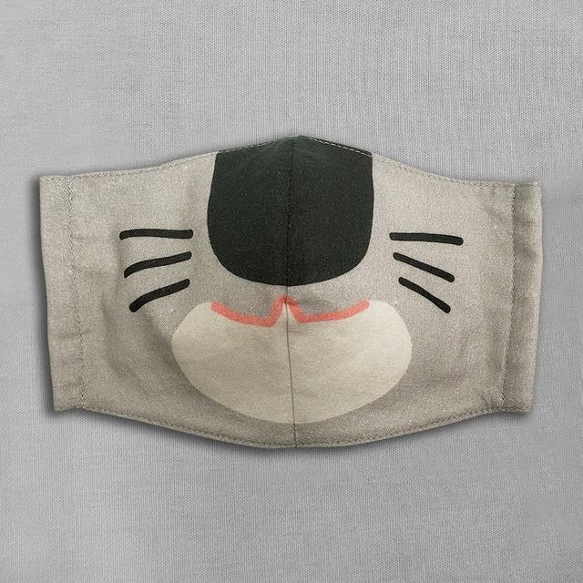 【抗菌・抗ウィルス加工マスク/受注販売】コアラ|動物マスク
