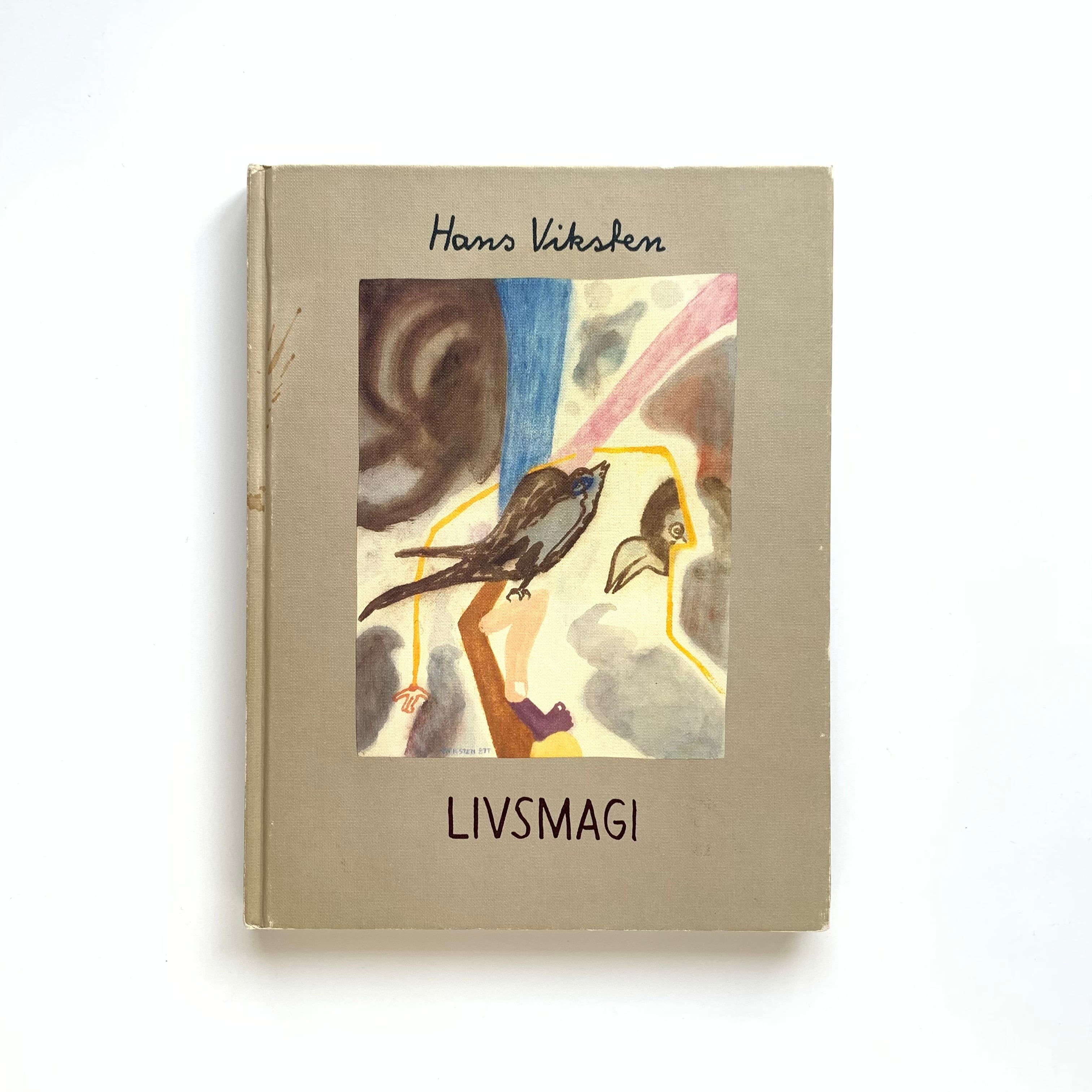 LIVSMAGI / Hans Viksten