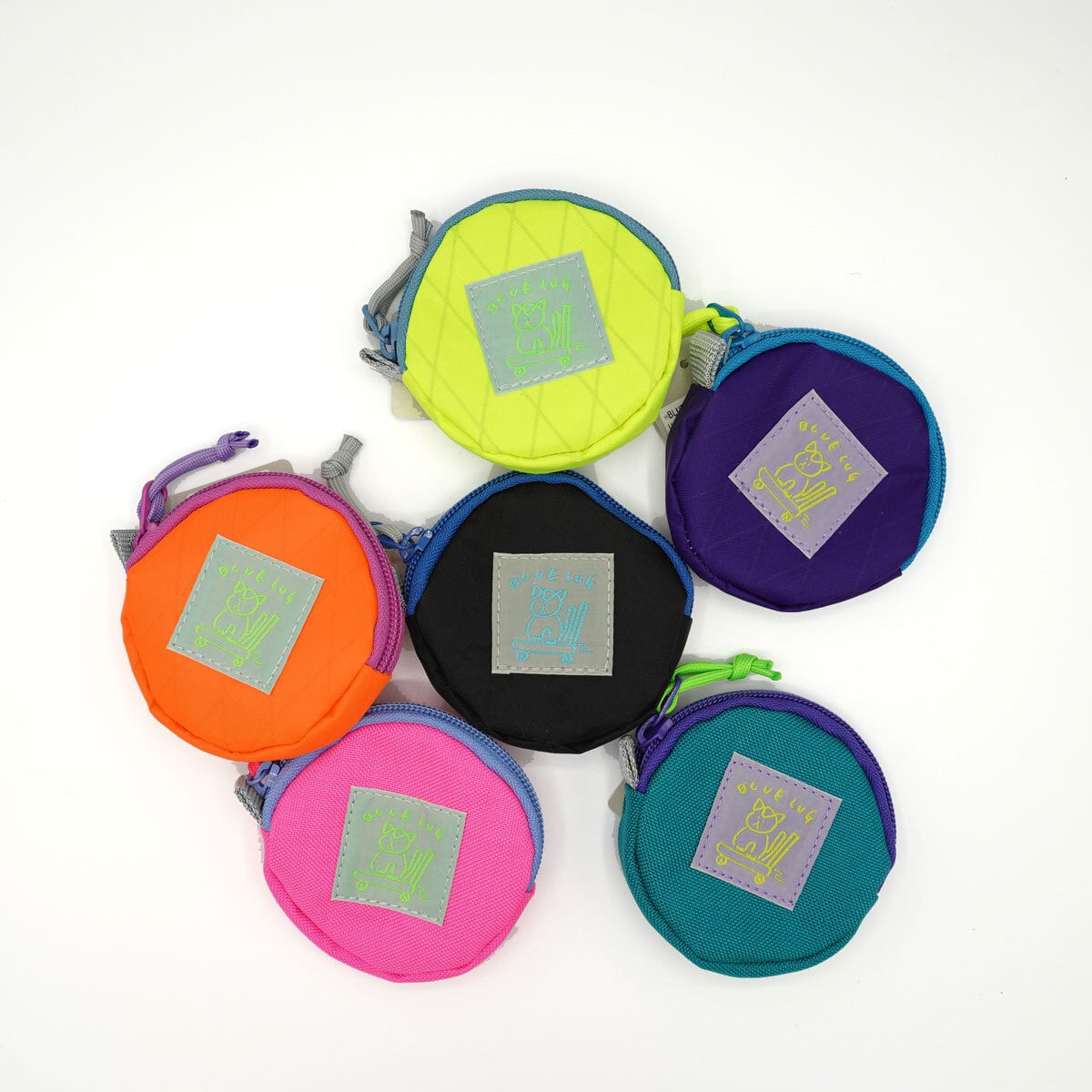 BLUE LUG coin pouch コインポーチ