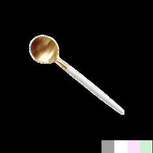 Cutipol GOA teaスプーン / クチポール ゴア ティースプーン ゴールド
