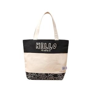 FLAVOR.×PORTER (吉田カバン) HELLO TOTE BAGS (ハロートートバッグ ) Keith Haring(キースヘリング)モデル