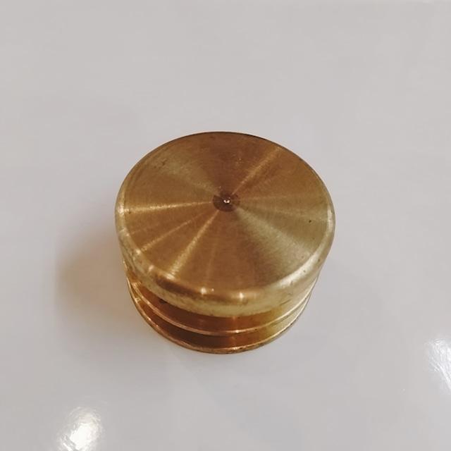 真鍮製ピストン ●パヴォーニ Lever エスプレッソマシン用