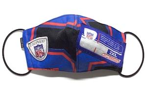 【デザイナーズマスク 吸水速乾COOLMAX使用 日本製】NFL SPORTS MIX MASK CTMR 1222012