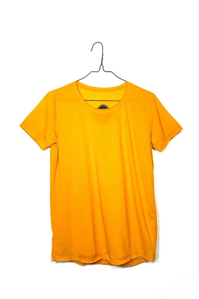 Tshirt【COTTON コットン】CS  YELLOW[税/送料込]