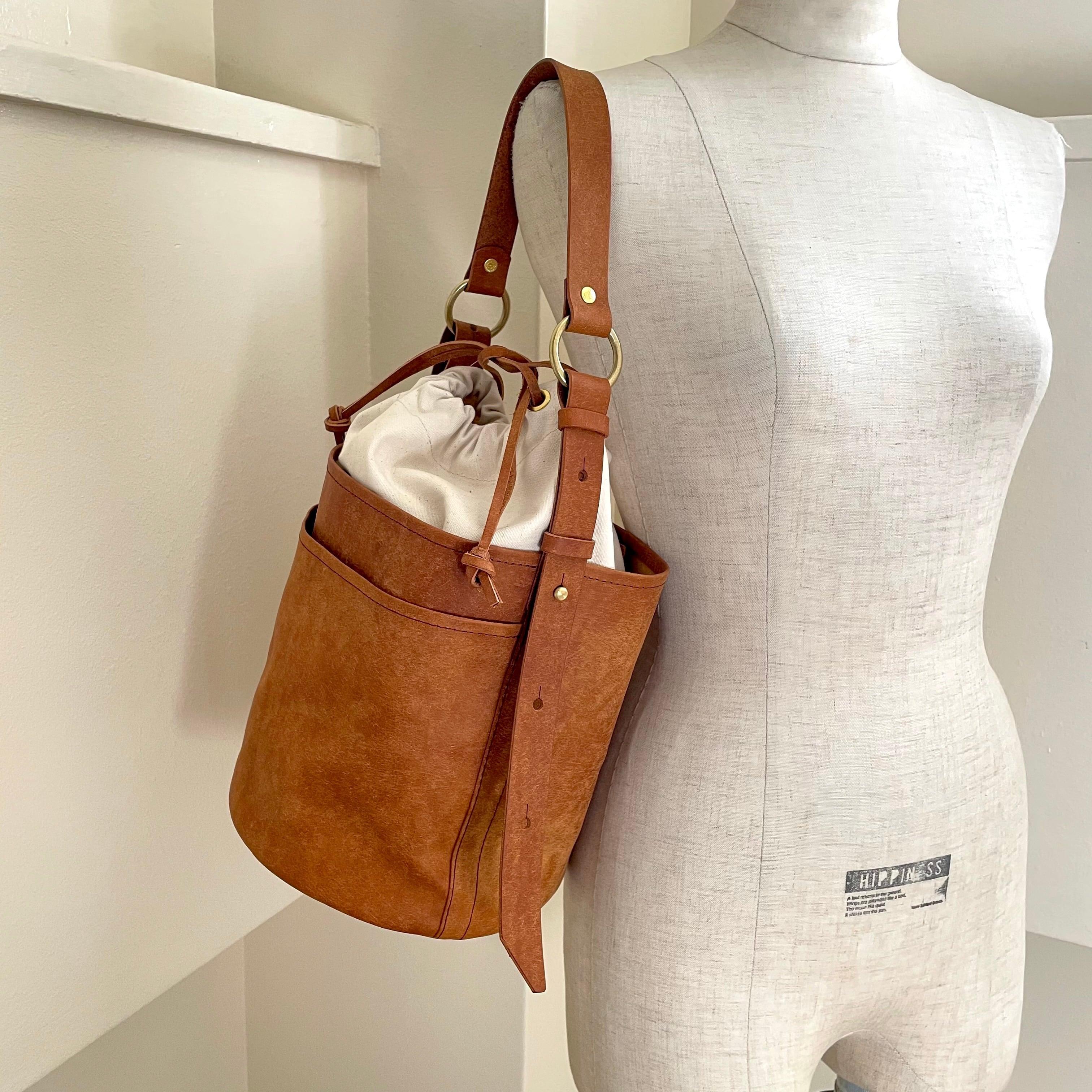 【saranam】bucket bag / 【サラナン】バケツバッグ