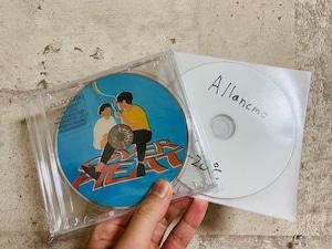 Allancmo / OVERHEAT  (前作「-20℃」のCDR付き)