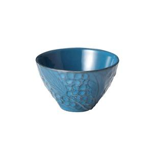 aito製作所 「リアン Lien」ボウル 皿 約11cm M ブルー 美濃焼 267814