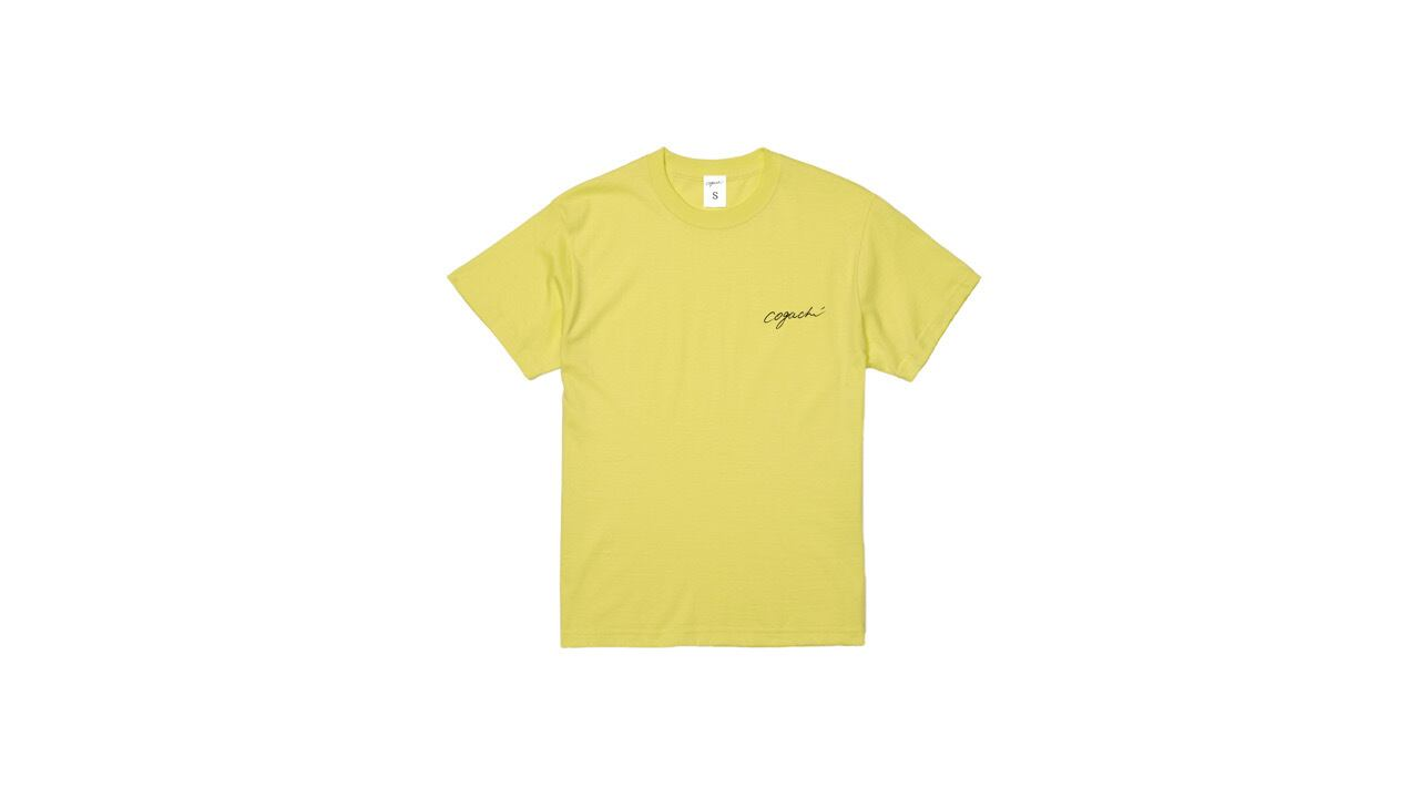 1991 back logo T-shirt kids (LYEL)