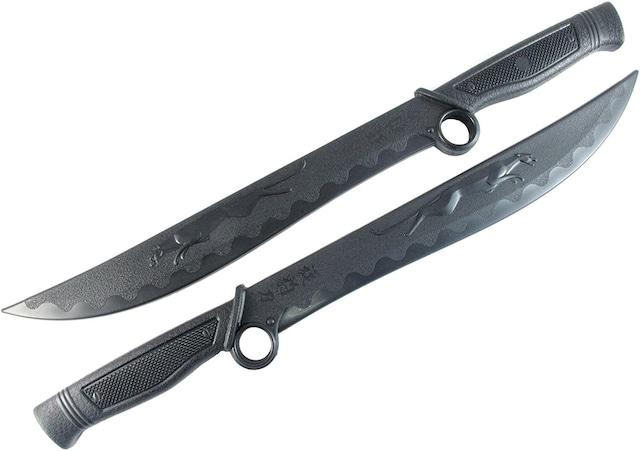 E442IM トリガーフィンガーナイフ(パンサー) 2本セット