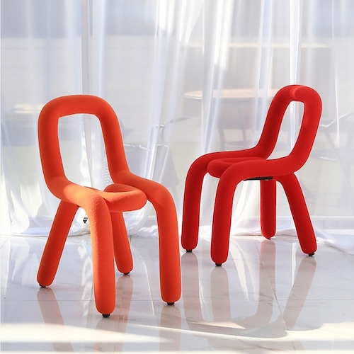 mona chair 5colors / モナ チェア 椅子 ダイニング スツール 韓国 北欧 デザイン インテリア 家具 雑貨