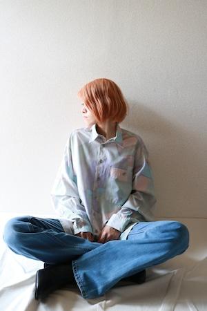 Vintage pastel color shirt
