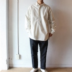 A Vontade (アボンタージ) / Classic Pullover Shirts(クラシック プルオーバーシャツ)
