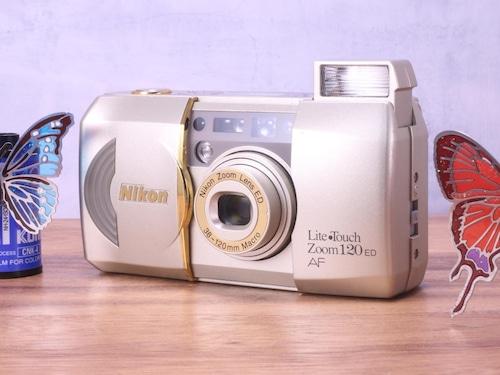 Nikon Lite Touch Zoom 120