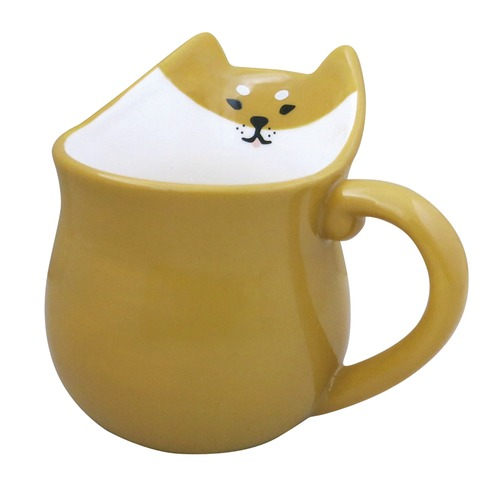 pero mug しば(柴犬)