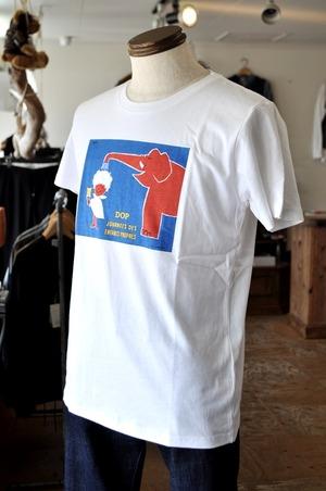 Raymond Savignac Poster T-Shirt   レイモン・サビニャック ポスター Tシャツ  メンズ【2019春夏最新モデル】