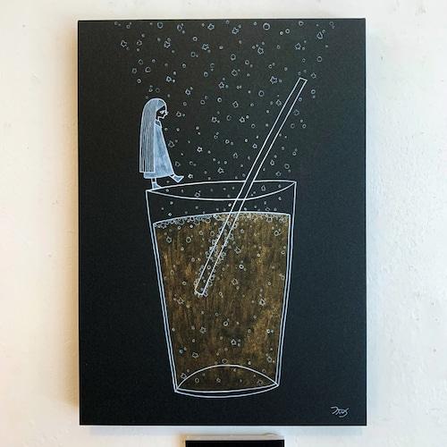 フケハルカ「Star soda」