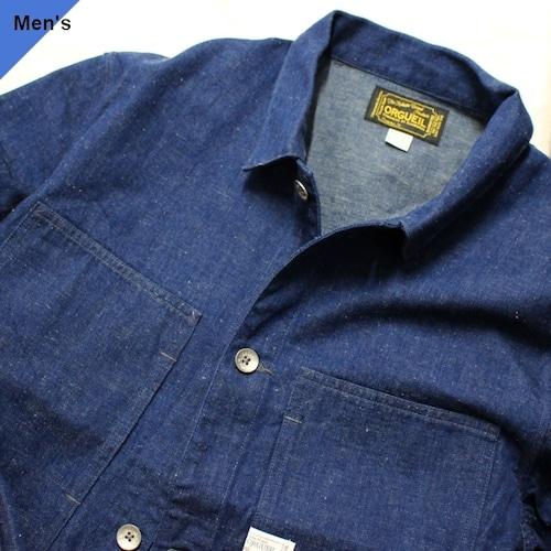 Orgueil 10ozネップデニムシャツジャケット Denim shirt jacket OR-4219