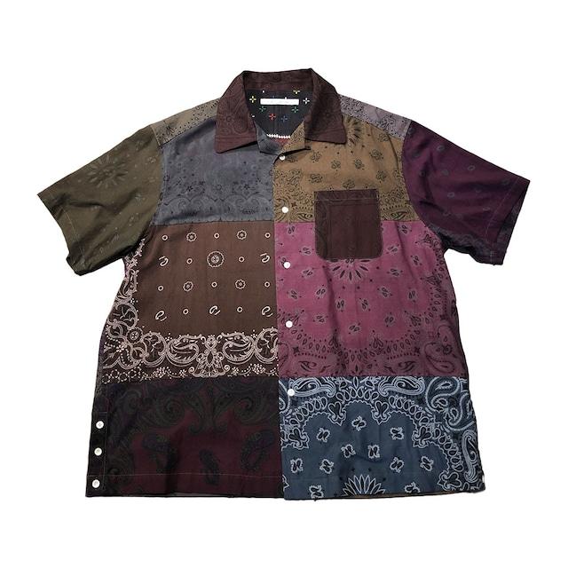 CHILDREN OF THE DISCORDANCE X ROGIC Bandana Shirt Size3