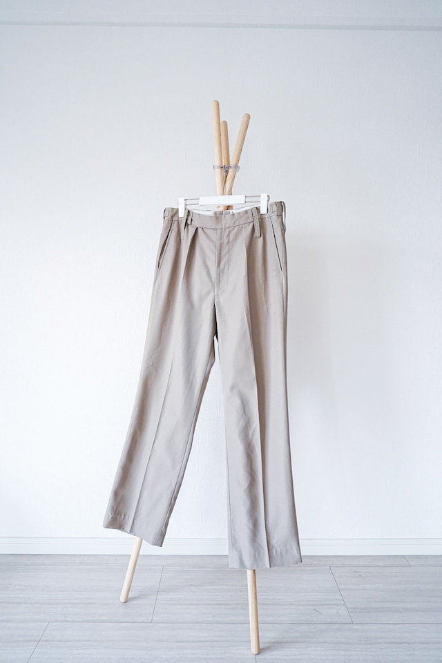 "【RAF】""Tropical Stone"" 1980-1990s Royal Air Force Dress Pants"