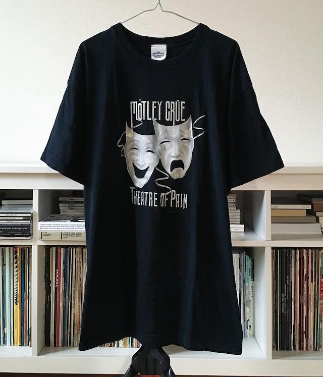 USED BAND T-shirt -Mötley Crüe-