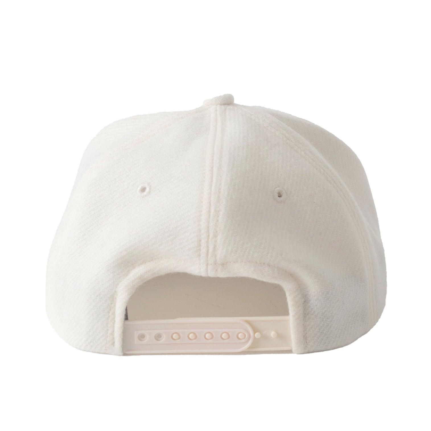 FRAVES BASEBALL CAP / WHITE - 画像3