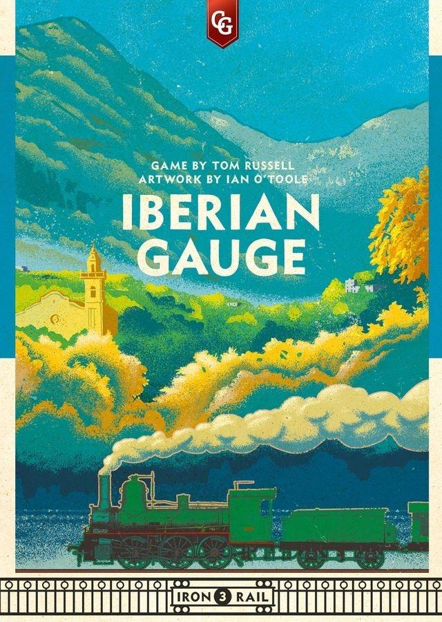 Iberian Gauge 和訳付き輸入版