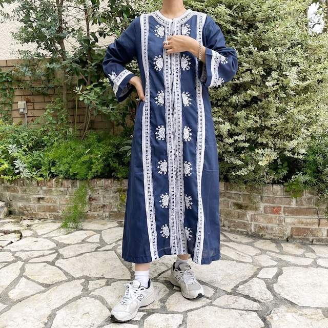 """USED """" ns onepiece / ノーカラーワンピース """""""