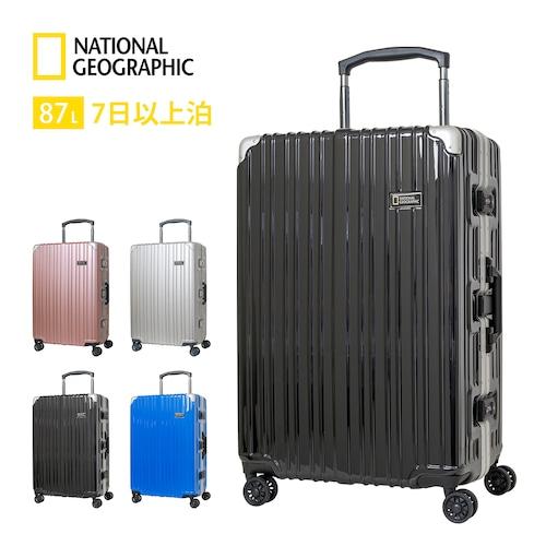 NAG-0799-67 [クーポン対象]スーツケース LLサイズ フレーム キャリーケース Nationalgeographic ナショナルジオグラフィック