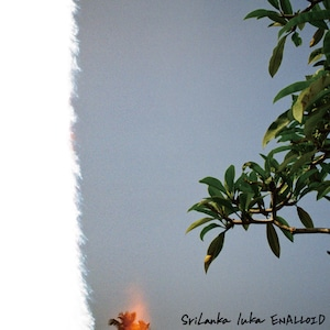 ENALLOID for Luka:エナロイド × ルカ《 Photo Cleaning Cloth》眼鏡拭き クリーニングクロス / Sri Lanka