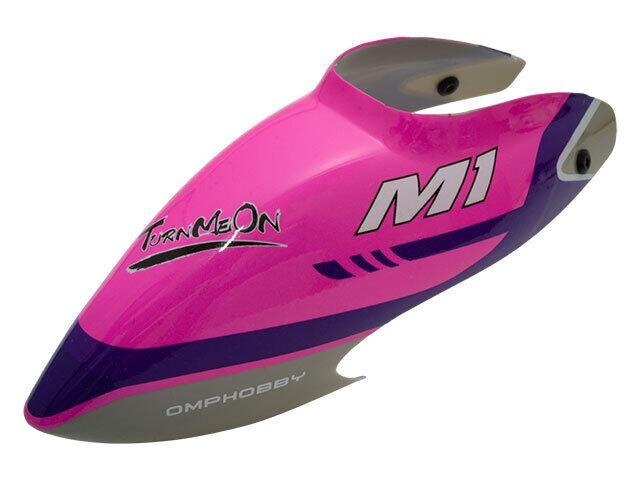 ◆M1キャノピー・パープル OSHM1039  (ネオヘリでM1購入者のみ購入可)