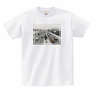 【ロゴ間違い】ダカールTシャツ(ホワイト)