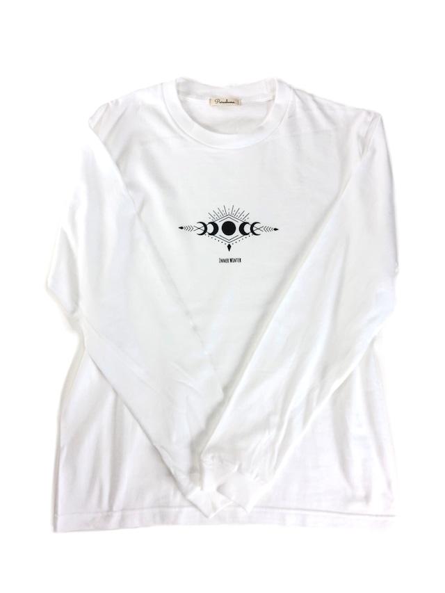 Inner season T-shirts【 Inner Winter 】ホワイト