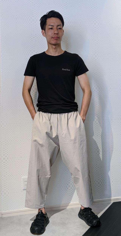 SUNDAY PANTS-A  グレイ  [ST#SP10194312-2]