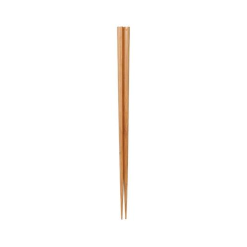 すす竹六角菜箸 【47-205】