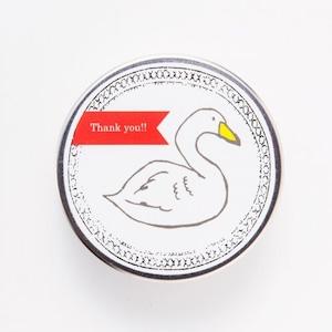 新潟のかわいい伝統菓子「浮き星 Thank You缶」|hickory03travelers(ヒッコリースリートラベラーズ)