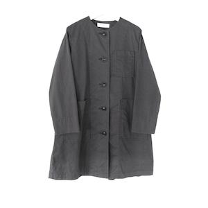C-60156【Painter Coat】Soft Chino Cloth