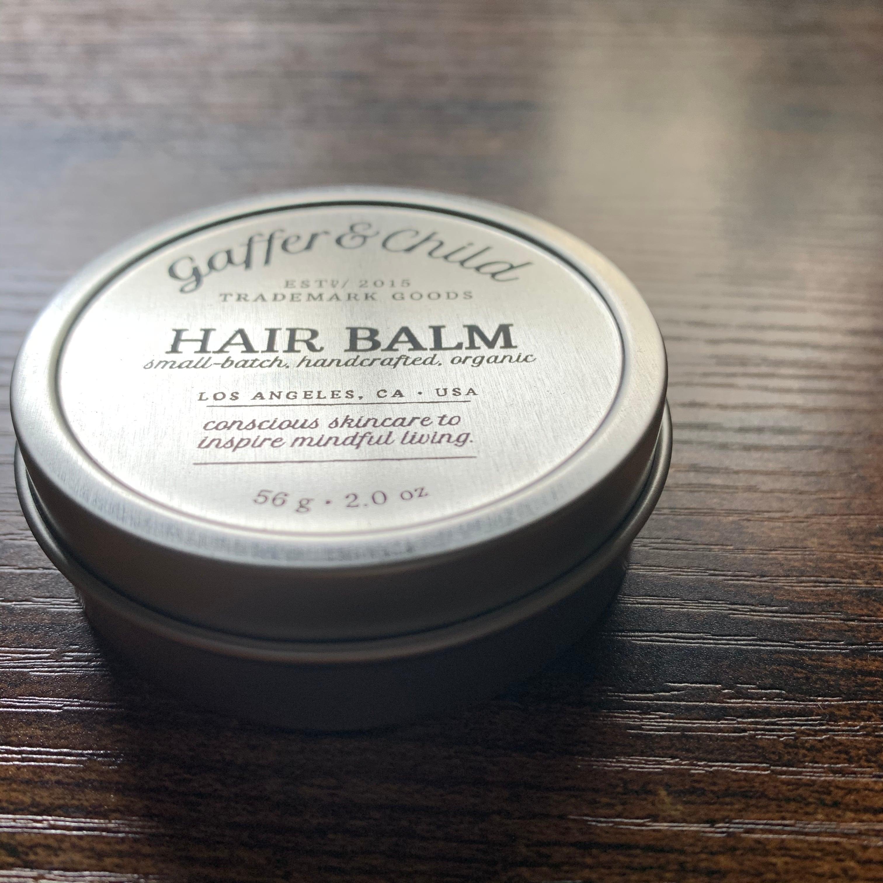 """"""" Gaffer & Child HAIR BALM / ガファー&チャイルド ヘアバーム 56g """""""