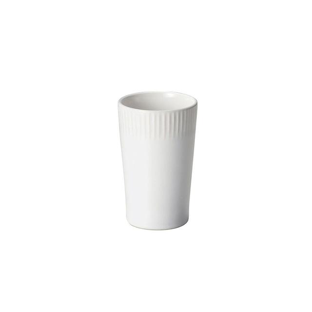 aito製作所 「ティント Tint」タンブラー カップ 330ml ホワイト 美濃焼 289026