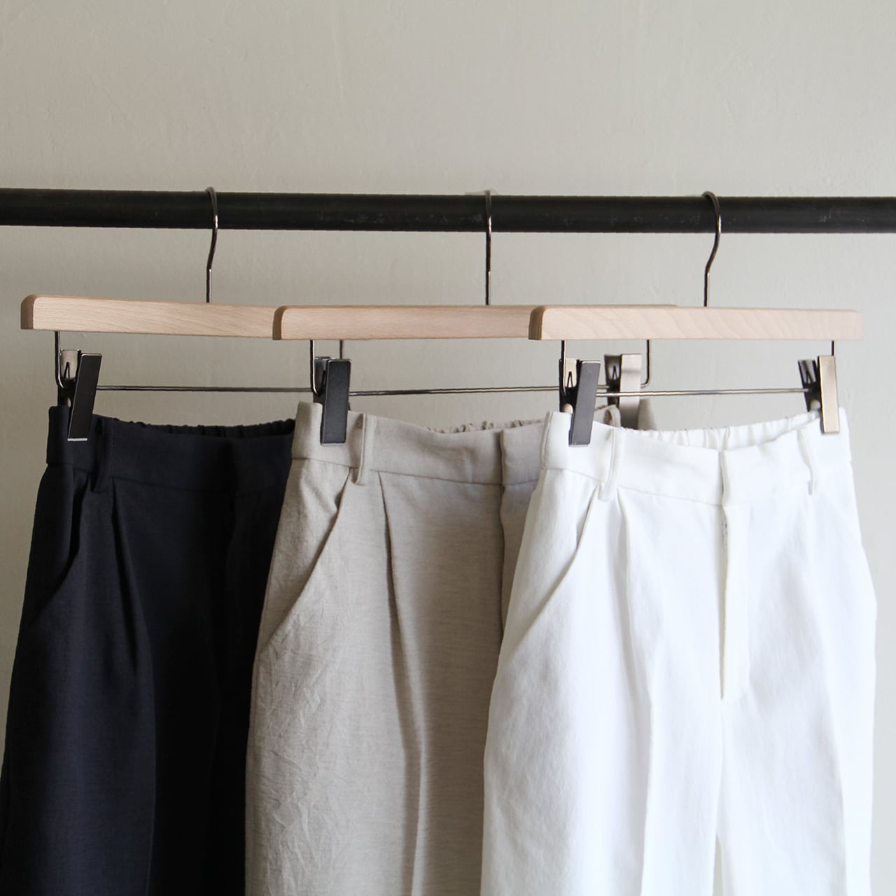 PARLMASEL【 womens 】dry ox wide pants