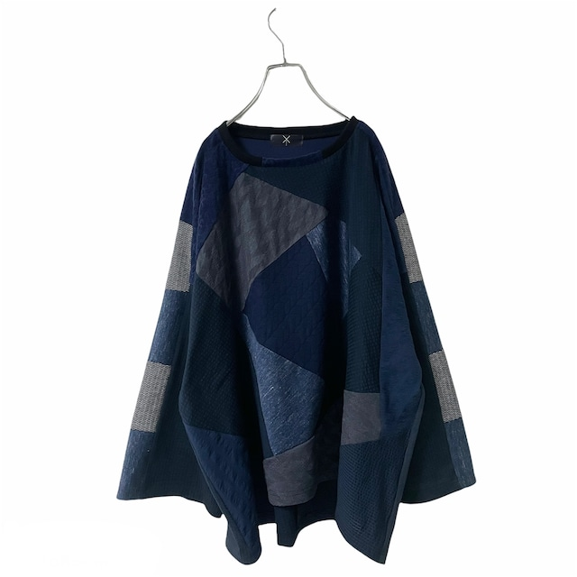 Wide-T-shirts1.1 (navy)