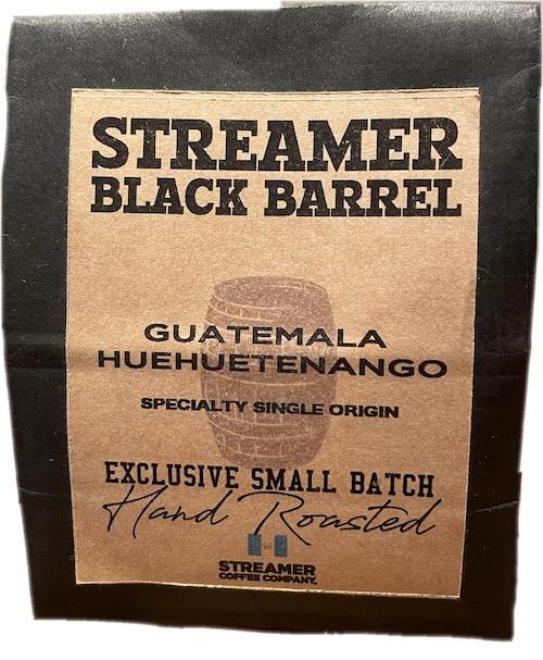 GUATEMALA HUEHUETENANGO  100g (STREAMER BLACK BARREL - SPECIALTY SINGLE ORIGIN SERIES)