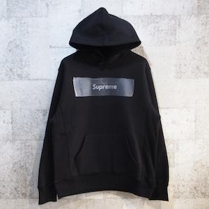 SUPREME × Swarovski 19SS 25th Anniversary Box Logo Hooded Sweatshirt【スペシャルプライス】