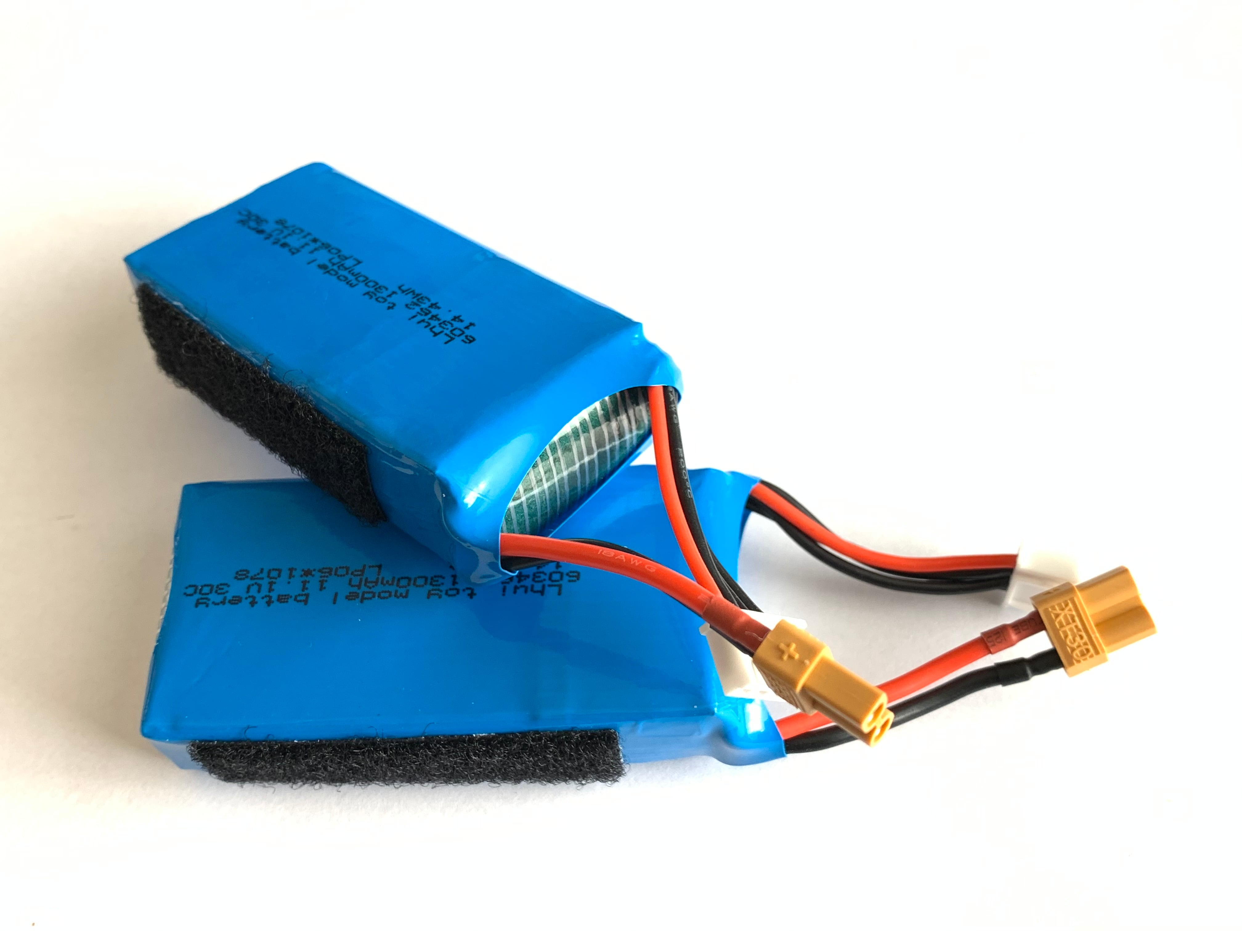 NH2117◆2個セット特価◆XK  X450 互換基板付リポバッテリー  11.1V1300mAh30C  XT30コネクタ