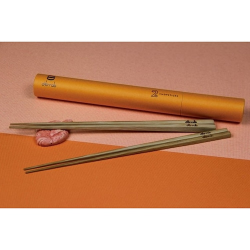 o²bmab 黒の箸&黒の姫箸 2膳セット