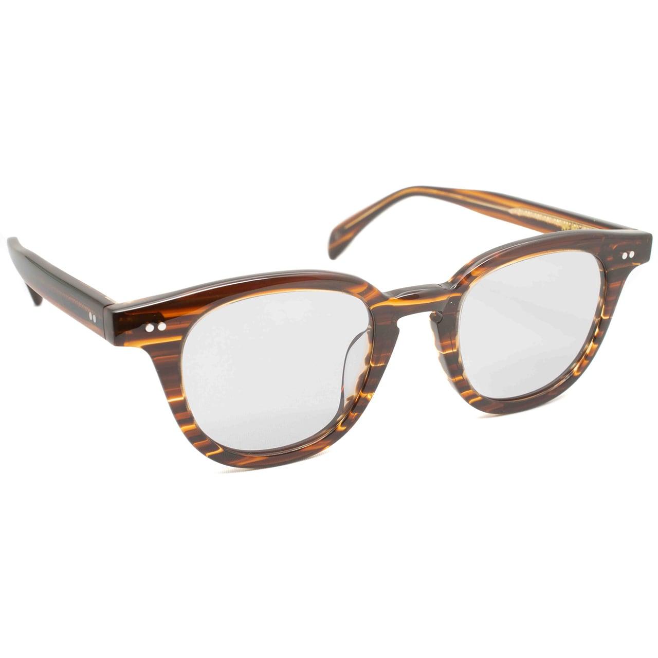 NEW.(ニュー) 眼鏡 (サングラス) 【 FIELDS C-2】【brown sasa】