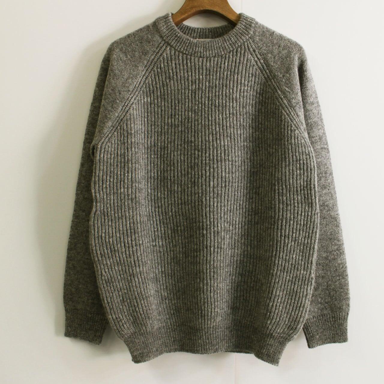 SOGLIA  ソリア  LERWICK  SWEATER ラーウィックセーター シェットランドウールセーター