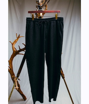 BARBALA ALAN - Wool drawstring pant - 1873 TJ026