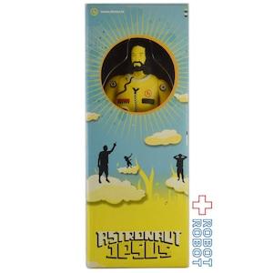 アストロノーツ・ジーザス 黄色 ソフビフィギュア 箱入